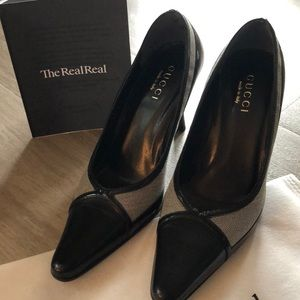 *AUTHENTIC GUCCI HEELS*